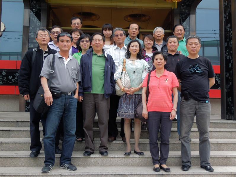 SVCTBA China Delegations